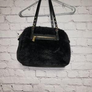 Olivia + Joy Faux Fur Shoulder Bag